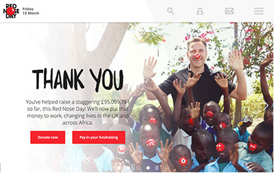 Save the Children - Security, website refresh, consultation and team lead
